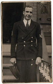 Petty Officer Robert Pickersgill.